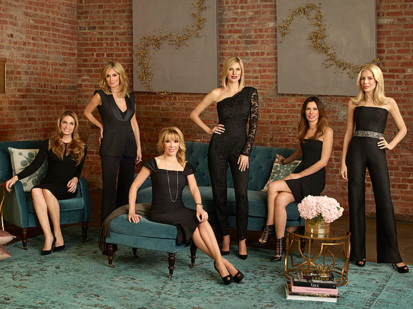 RHONYC: Aviva Drescher Implies Carole Radziwill Used a Ghostwriter