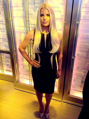 PHOTO: Jessica Simpson Shows Off Her Impressive New Physique