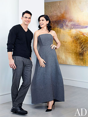 PHOTOS: Julianna Margulies Shows Off Her Gorgeous New York Apartment