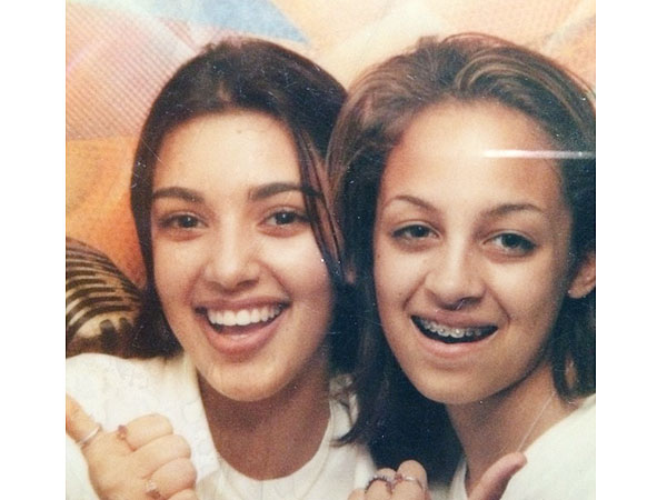 Kim Kardashian & Nicole Richie at 13: Best Throwback Thursday Photo Ever?