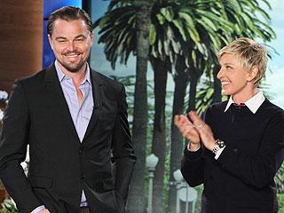 Leonardo DiCaprio Reveals He Was Almost Eaten by a Shark