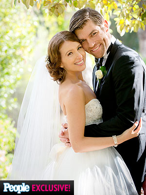 Liam McIntyre Weds Erin Hasan: See the Photos!