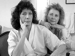 Lily Tomlin Marries Her Partner of 42 Years | Jane Wagner, Lily Tomlin