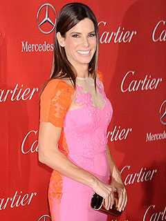 Sandra Bullock Gives Surprise Graduation Speech
