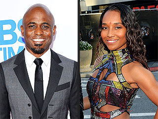 Wayne Brady Is Dating TLC's Rozonda 'Chilli' Thomas
