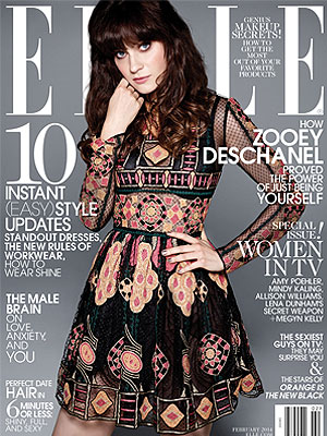 Zooey Deschanel: I Wasn't the Most Popular Child | Zooey Deschanel