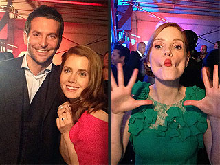Critics' Choice Awards: Behind the Scenes with Bradley Cooper, Jessica Chastain & More