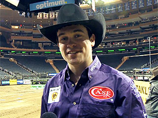 Get Up Close & Personal with the Cowboys and Bulls of the PBR