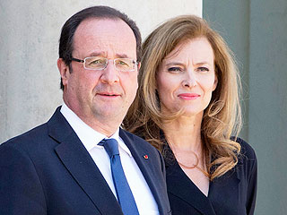 Did French President's Affair Send First Lady to the Hospital for 'Rest'?