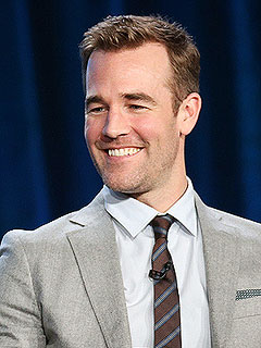 James Van Der Beek TCAs