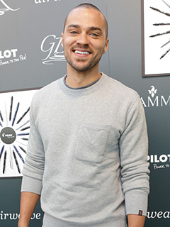 Jesse Williams Welcomes Daughter Sadie