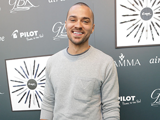New Dad Jesse Williams Says Fatherhood Is Amazing | Jesse Williams