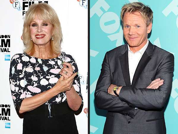 Gordon Ramsay,  Joanna Lumley: London the Place to Be