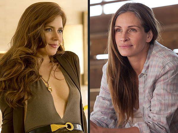 Julia Roberts, Amy Adams, Sandra Bullock & More React to Oscar Nods
