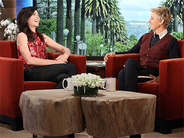 Julianna Margulies's Apartment Flooded After Appearing in Architectural Digest