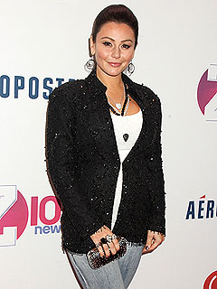 JWoww Pregnant Belly Photo