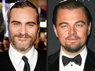 Joaquin Phoenix, Leonardo DiCaprio Hit Up Diddy's Golden Globes Afterparty | Joaquin Phoenix, Leonardo DiCaprio