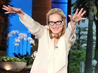 Meryl Streep Jokes That She's 'Old News' After Record 18th Oscar Nod