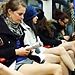 Here's What You Missed at Sunday's 'No Pants Subway Ride'