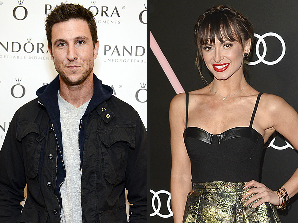 What Pick-Up Line Did Orange Is the New Black's Pablo Schreiber Use on Karina Smirnoff?