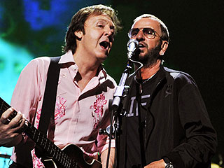 Paul McCartney, Ringo Starr to Perform on Grammy Awards Show | Paul McCartney, Ringo Starr