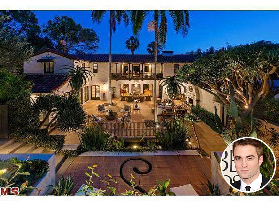 Robert Pattinson Sells L.A. Home He Shared with Kristen Stewart