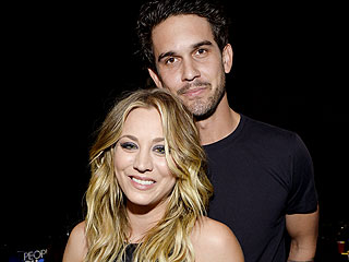 PHOTO: Kaley Cuoco's Husband Shows Off New Tattoo of Her Name