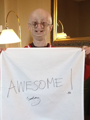 Sam Berns, Remarkable 17-Year-Old with Rare Aging Disease, Dies| Death, Tributes, Sheila Nevins