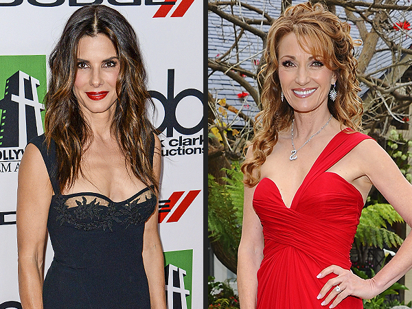 Sandra Bullock and Jane Seymour Feel the Love from PEOPLE Readers
