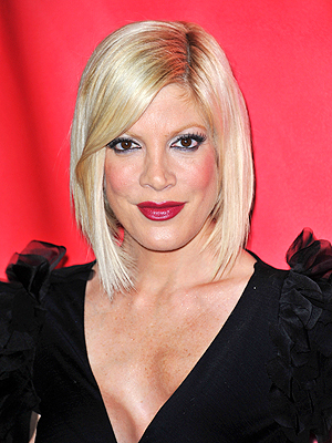 Tori Spelling Is Working to Keep Family Together Amid Marriage Drama