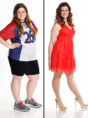 Biggest Loser: Alison Sweeney Blogs About Rachel Frederickson's Makover
