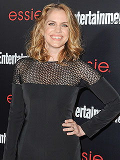 Anna Chlumsky Lost Baby Weight