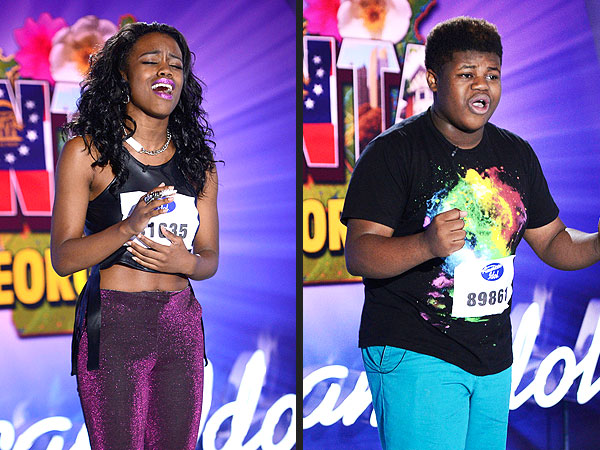 American Idol: Kids Rule the Night