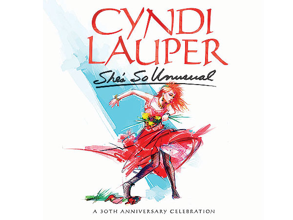 Cyndi Lauper Celebrates the 30th Anniversary of Her Debut Album with New Release | Cyndi Lauper