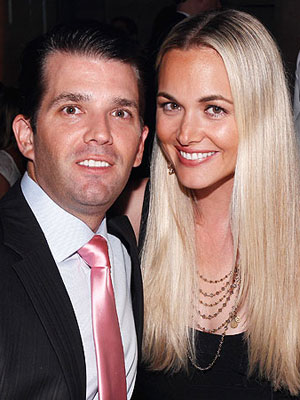 Donald Trump Jr. Expecting Fifth Child