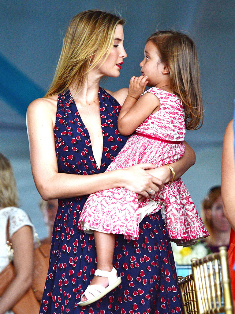 Ivanka Trump Daughter Downs Syndrome