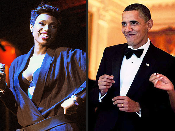 Jennifer Hudson on Michelle Obama's Birthday Bash: The President's Got Moves!
