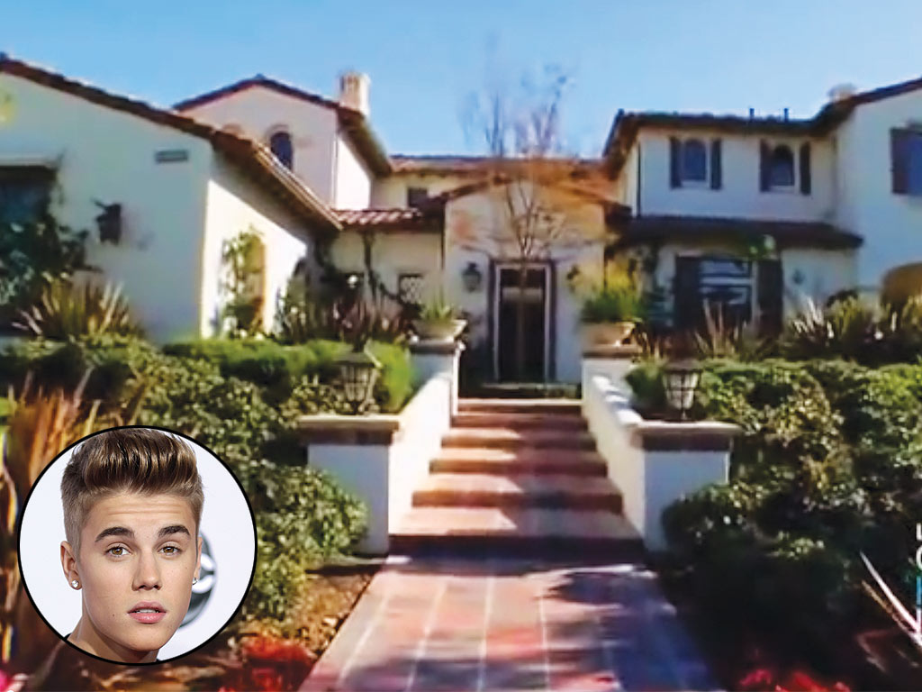 Justin Bieber House | www.imgkid.com - The Image Kid Has It!
