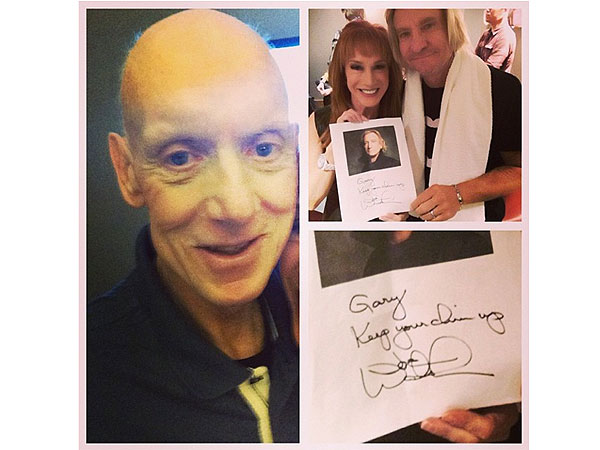 Kathy Griffin's Brother Gary Griffin Dies of Cancer