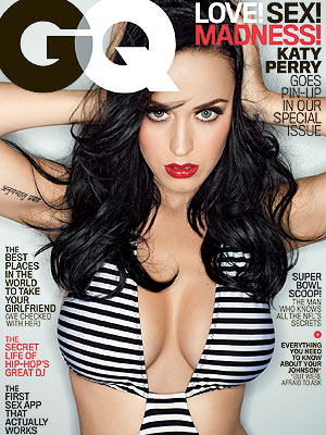 Katy Perry Has Faith in Obama, Aliens and John Mayer