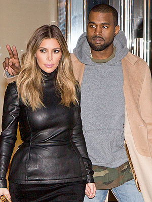 Kim Kardashian and Kanye West Visit Possible Wedding Locations Around Paris