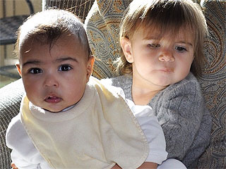 PHOTO: Kim Kardashian Posts Adorable Snapshot of BFFs North & Penelope