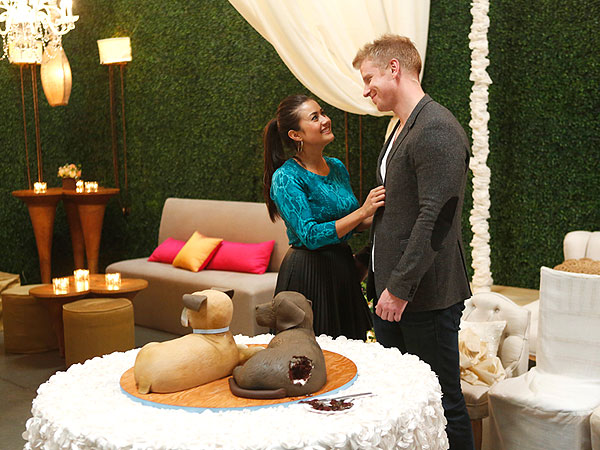 The Bachelor's Sean Lowe and Catherine Giudici: No Nerves Before Our Wedding!
