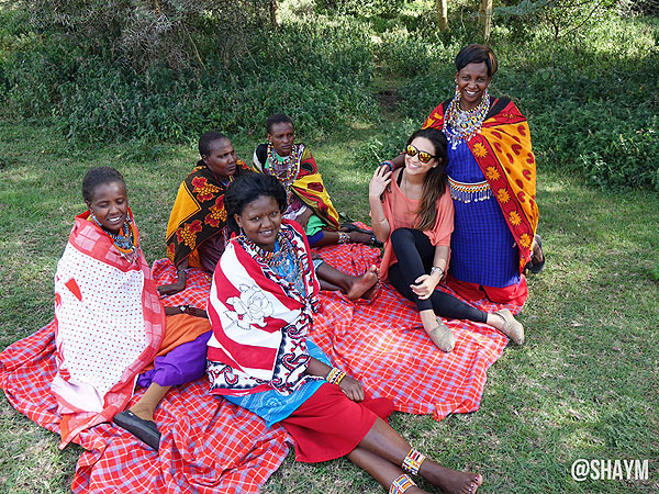 Pretty Little Liars Star Shay Mitchell Shares Photos from Service Trip to Africa| Pretty Little Liars, Shay Mitchell
