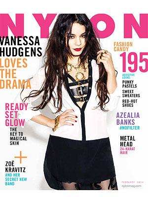 Vanessa Hudgens: 'If You Don't Like Me, I Don't Care'| Spring Breakers, Vanessa Hudgens