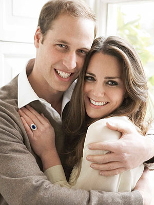 Mario Testino: William and Kate's Engagement Portrait 'Was Spontaneous Emotion' | Kate Middleton, Prince William