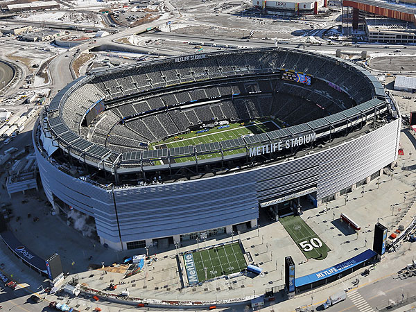 Suspicious White Powder Found at Three Hotels Near Super Bowl Stadium