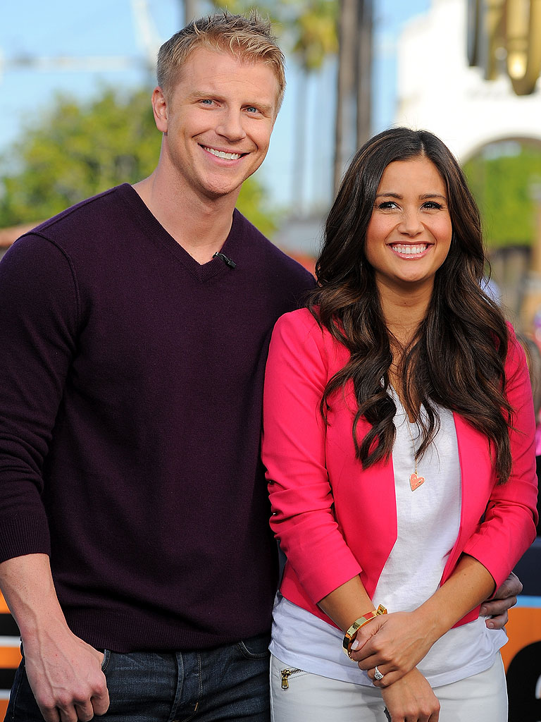 The Daily Diva Former Bachelor Sean Lowe And Catherine