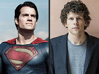 Jesse Eisenberg to Play Lex Luthor in Man of Steel Sequel | Man of Steel, Superman, Henry Cavill, Jesse Eisenberg