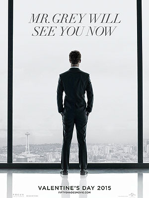 Jamie Dornan Suits Up as Christian Grey in First Fifty Shades Poster
